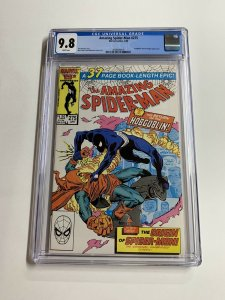 Amazing Spider-man 275 Cgc 9.8 White Pages Marvel Copper Age