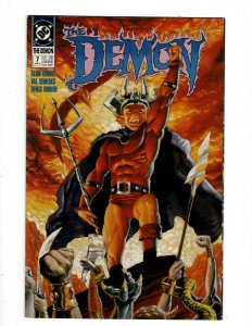 11 Comics Demon 7 Spectre 11 Warlord 125 Infinity 46 45 47 49 Azrael 1 4 + J416
