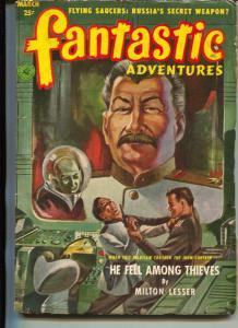 Fantastic Adventures-Pulp-3/1952-Frances M. Deegan-Mack Reynolds