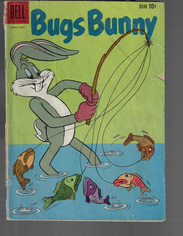 Bugs Bunny #72 (Dell)