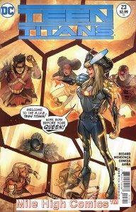 TEEN TITANS  (2014 Series)  (DC NEW52) #23 Fine Comics Book