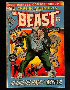Amazing Adventures #14 Beast!