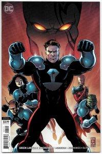 Green Lantern Blackstars #1 Robertson Variant Cvr (DC, 2020) NM