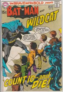 Brave and the Bold, The #88 (Mar-70) FN+ Mid-High-Grade Batman