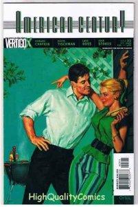 AMERICAN CENTURY #23, NM+, Howard Chaykin, 2001, more Vertigo in store