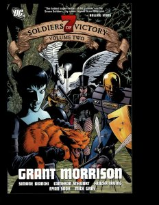 Seven Soldiers of Victory Vol. # 2 DC Comic Book TPB Graphic Novel Morrison J400