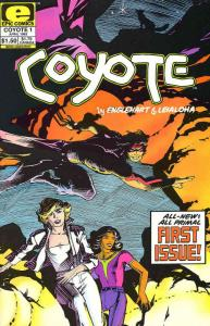 Coyote #1 VF/NM; Epic | save on shipping - details inside