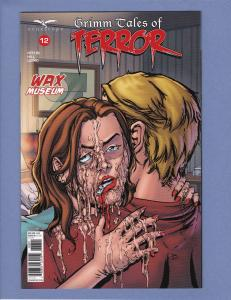 Grimm Tales of Terror #12 NM Variant Cover B