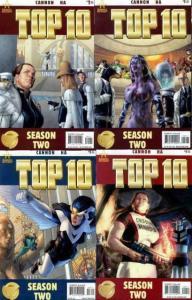 TOP 10 SEASON TWO (2005 AMERICAS BEST) 1-4