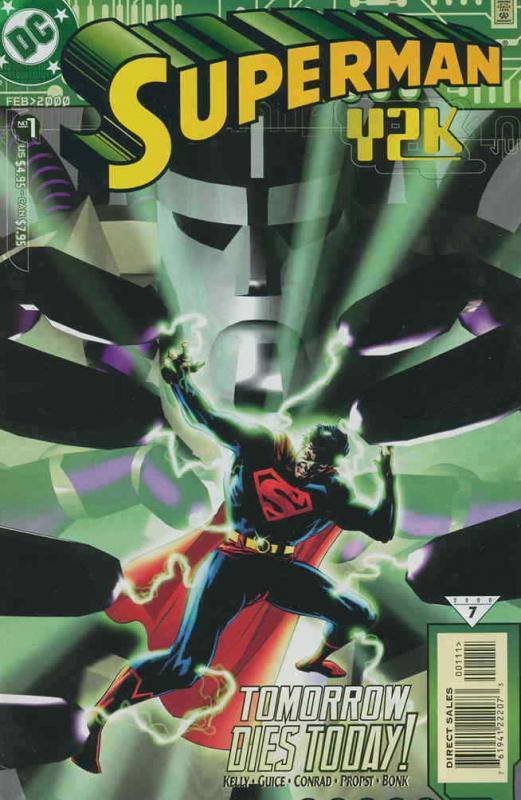 Superman Y2K #1 FN; DC | save on shipping - details inside