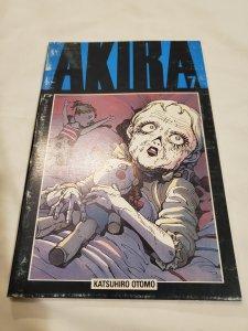 Akira 7 Fine-  Cover by Otomo