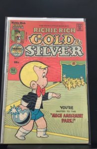 Richie Rich: Gold and Silver #5