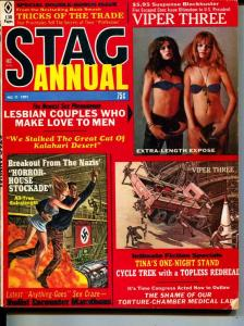 Stag Annual-1971-Pussycat-Motorcycles-Nazi-Sex-Adventure