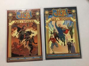 JLA Age Of Wonder 1 & 2 NM Near Mint
