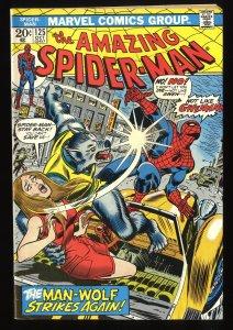 Amazing Spider-Man #125 FN 6.0 Marvel Comics Spiderman