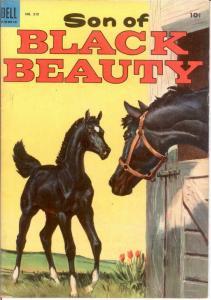 SON OF BLACK BEAUTY F.C. 510 FINE 1953 COMICS BOOK