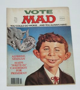 Mad Magazine #218 Vote October 1980 EC Publications FN/VF