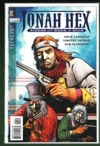 Jonah Hex: Riders of the Worm and Such #4 (1995)