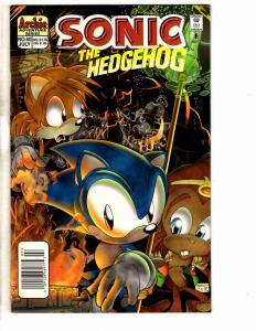 Sonic The Hedgehog # 60 NM- Archie Adventure Series Comic Book Knuckles J233
