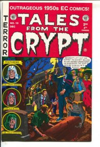 Tales From The Crypt-#10-1994-Gemstone-EC Reprint