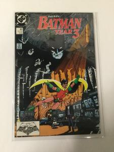 Batman 437 Vf- Very Fine- DC Comics