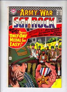 Our Army at War #178 (Mar-67) FN/VF+ High-Grade Easy Company, Sgt Rock