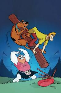 SCOOBY DOO WHERE ARE YOU #98 PRESALE-04/17