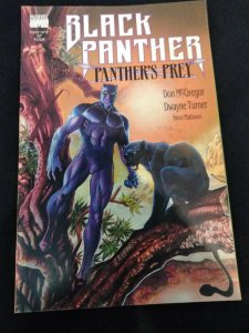 Black Panther Panther's Prey Part 1 of 4