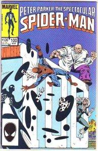 Spider-Man, Peter Parker Spectacular #100 (Mar-85) NM- High-Grade Spider-Man
