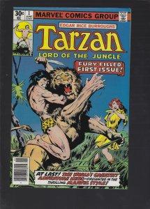 Tarzan #1 (1977)