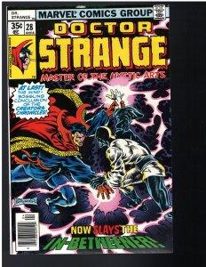 Doctor Strange #27 (Marvel, 1978)