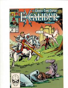 Lot of 12 Comics Excalibur # 12 13 14 15 16 17 18 19 20 21 22 23 JF13