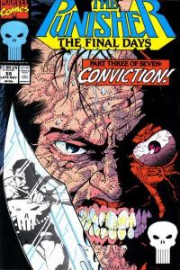 Punisher (1987 series) #55, NM (Stock photo)