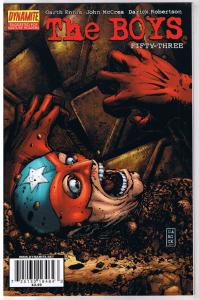 THE BOYS #53, NM, Garth Ennis, Darick Robertson, 2006, more in our store