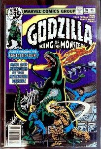 Godzilla #20 (1979)