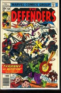 The Defenders #59 (1978)