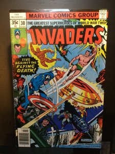 The Invaders #30 (1978)