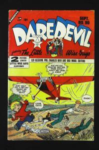Daredevil Comics (1941 series) #90, Fine- (Actual scan)