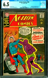 Action Comics #340 CGC 6.5 the Parasite 1st Appearance & Origin