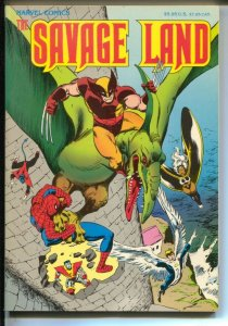 Savage Land-Chris Claremont-1987-PB-VG/FN