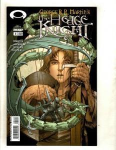 12 Hedge Knight Image Comic Books # 1 2 3 4 5 6 + 2 # 1 2 3 4 5 6 GO Thrones SM8