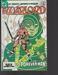 Warlord #86 (Marvel, 1984) NM