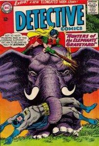 Detective Comics (1937 series) #333, VG (Stock photo)