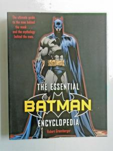 Essential Batman Encyclopedia #1 4.0 VG (2008)