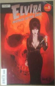 ELVIRA Mistress of the Dark #1 E, VF/NM, Dynamite, 2018, more indies in store