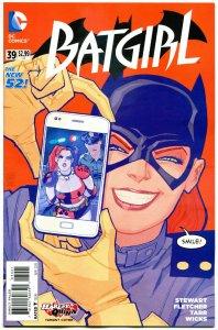 BATGIRL #39, NM, Harley Quinn, 2011, New 52, Variant, Chiang, more HQ in store