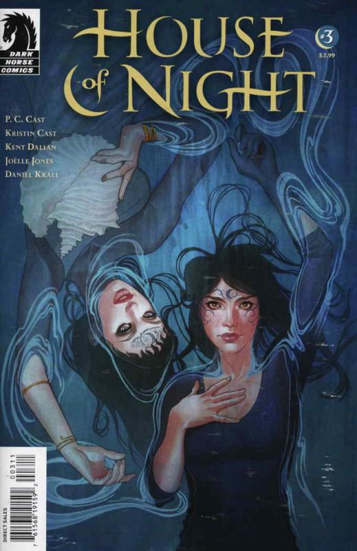 House of Night #3 VF/NM; Dark Horse | save on shipping - details inside