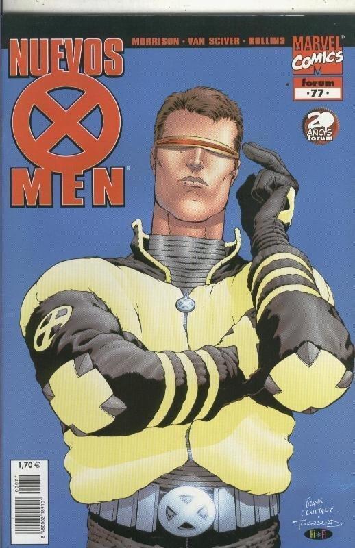 X Men volumen 2 numero 77