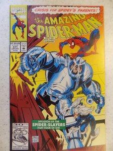 AMAZING SPIDER-MAN # 371