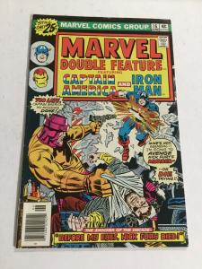Marvel Double Feature 16 Fn Fine 6.0 Marvel Comics